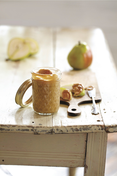 apple nut butter health recipes