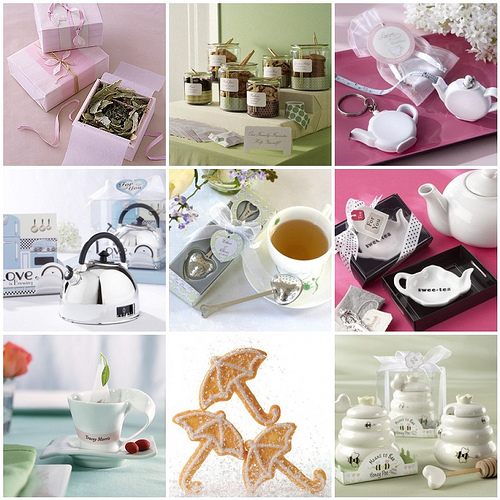 Planning the wedding shower is the second exciting thing before the wedding