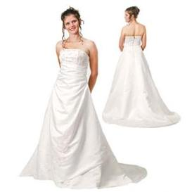 Milano Formals AA9009 Wedding Dress